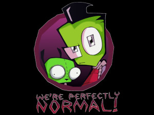 invader-zim-perfectly-normal